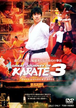 GREAT JOURNEY OF KARATE 3